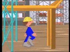 http://www.prevenzion.com/ Vídeo formativo en prevención de riesgos laborales dirigido a los trabajadores de la construcción