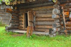 Traditional Finnish architecture