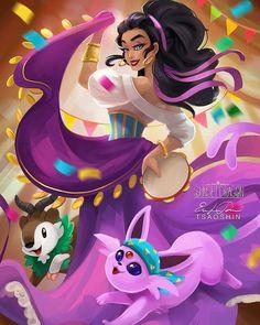 Princesas Disney em Pokémon GO Art Disney, Disney Films, Disney Love, Disney Pixar, Disney Characters, Disney Crossovers, Disney Artwork, Disney Magic, Fictional Characters