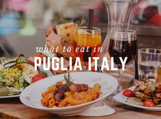 Living in Italy, we sampled all the best foods from Puglia Italy. Here is your guide on how to eat and where to find the best foods all over Puglia, enjoy!