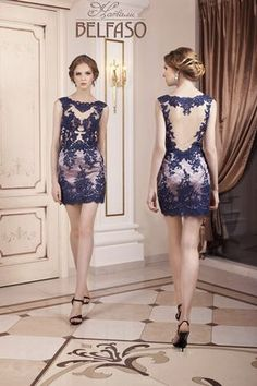 Hermosos vestidos de noche elegantes | Vestidos de noche y Tendencias