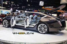 http://wheelz.me/cadillac-escala/ كاديلاك اسكالا - رمز جديد للأناقة #Cadillac #Caddy #Escala #CadillacEscala #Concept #ConceptCar #Luxury #Luxurycar