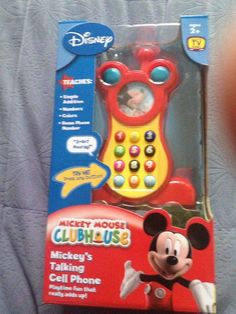 Disney Kid's Toy - Talking Cell Phone 7000pcs Stock Goods ,