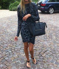 Lej denne By Malene Birger Leo kjole for kun 70 kr. om dagen på RentAtrend.  #ByMaleneBirger #Leokjole #Leo #MaleneBirger #dress #secondhand