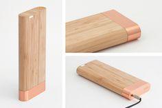 Bamboo Battery on Behance
