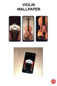 Phone wallpaper Violin Wallpaper Music mobile phone wallpaper download