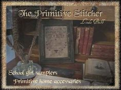the primitive stitcher