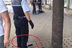 В Германии сирийский беженец с мачете напал на прохожих: есть жертвы (ФОТО) http://proua.com.ua/?p=56412
