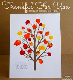 8 best thanksgiving cardmaking images on pinterest christmas cards twelveoeight thankful for you thanksgiving printable m4hsunfo