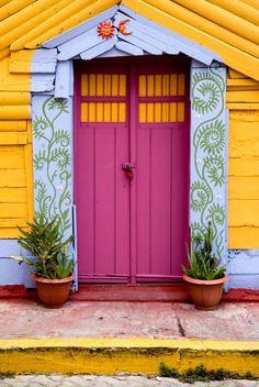 purple door WINDOWS AND DOORS Pinterest Purple door
