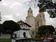 La Misión San Francisco de Asís, Mission Dolores, March 2005