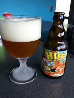 Hop the brewer