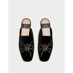 MULE LOAFERS - View all-SHOES-WOMAN | ZARA Italy ❤ liked on Polyvore featuring shoes, loafers, mule shoes, loafers moccasins, loafer mules, mule loafers and loafer shoes