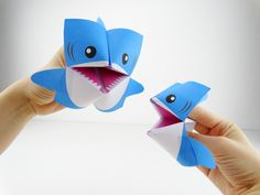 Sometimes all you need is paper! Check out these paper crafts for guaranteed fun.