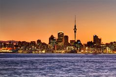 Auckland City, New Zealand | by stewartbaird