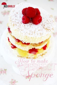 A sponge is a timeless classic. Served at morning teas right across the country for decades, it is aquintessential family favourite. Whodoesn't like deliciously light and spongy layers of cake sandwiched betweengenerousandthick layers offreshly whipped oozy cream and sweet strawberries? A sponge cake can be a cake that all home cooks, new and experts, can …