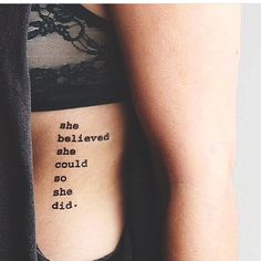 17 Inspirational Quotes You Need As A Tattoo Right Now | Playbuzz