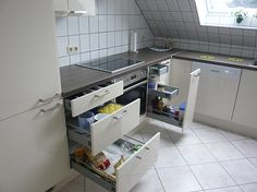 Trend Einbauk che IKEA L Form creme Lack Monate alt Rheinberg kalaydo