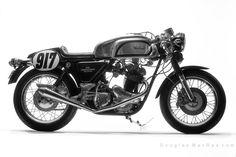 My '71 Norton 750 Commando street bike ©Douglas MacRae