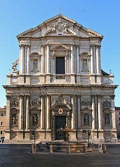 Basílica de Sant'Andrea della Valle -