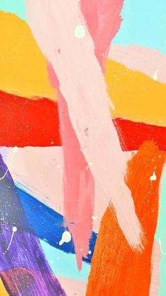 Beste Iphone Wallpaper, Watercolor Wallpaper Iphone, Iphone Background Wallpaper, Aesthetic Iphone Wallpaper, Screen Wallpaper, Iphone Backgrounds, Wallpapers Wallpapers, Artsy Background, Bright Background