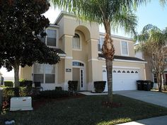 8008 King Palm Circle, Kissimmee FL is a 6 Bed / 4 Bath vacation home in Windsor Palms Resort near Walt Disney World Resort