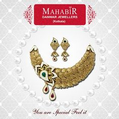 You are special feel it with ‪#‎MahabirDanwarJewellers‬