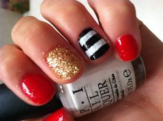 Red+stripes+glitter