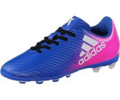 Prezzi e Sconti: #Adidas x 16.4 fxg jr blue/footwear  ad Euro 22.90 in #Adidas #Sportoutdoor abbigliamento