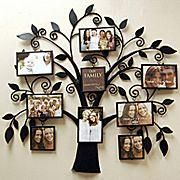 Price $9.95  This makes a beautiful home decor for any room in your house. Hang pictures on your wall for a family tree. The stickers are removable.In...