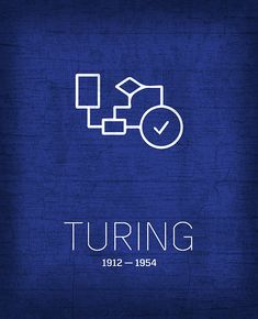 The Inventors Series 030 Alan Turing by Design Turnpike