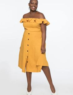 Trendy Party Dress Plus Size Skirts 56 Ideas Plus Size Spring Dresses, Plus Size Party Dresses, Dress Plus Size, Plus Size Skirts, Plus Size Outfits, Curvy Fashion, Plus Size Fashion, Women's Fashion, Fashion Ideas