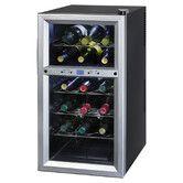 Found it at AllModern - 18 Bottle Dual Zone Freestanding Wine Refrigerator