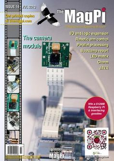 A monthly, community-based magazine for Raspberry Pi users.