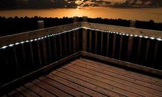 Luces solares de 100 led tipo guirnalda color blanca cálida