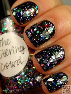 17. #géant Glitter - 37 #moyens fabuleux d'usure #scintillant vernis à…