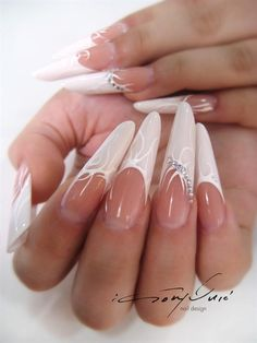 white.... - Nail Art Gallery