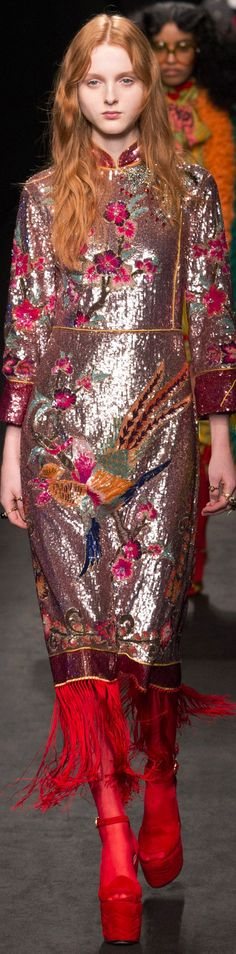 Gucci - Fall Ready to Wear 2016