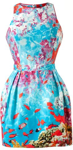 Analytical Happy Lilly Pulitzer Beach Size 4; Complete In Specifications Crab And Starfish Print Shift Dress..
