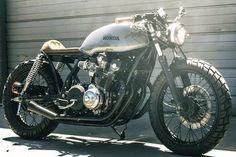 Honda CB750 1979 By D-Town Cycles