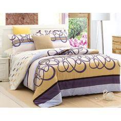 4-piece luxury cotton bedding sets Silk Road