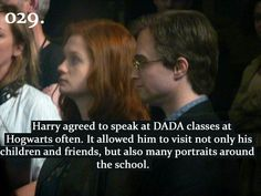 Including Dumbledore and Snape