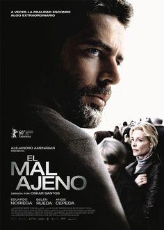 El mal ajeno película española dirigida por el director Óskar Santos en el año 2010. Productor: Mod Producciones. Figurinista: Tatiana Hernández.