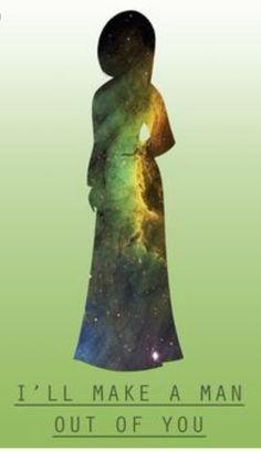 Mulan space princess