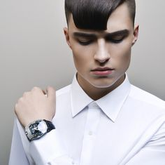 Coiffure pour homme #relooking #coiffure | Coiffure Hommes ...