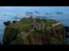 BBC: History of Scotland Tracked text, tilt shift Shallow Depth Of Field, Title Sequence, Bbc One, First Tv, Motion Design, Motion Graphics, Scotland, Digital, Projects