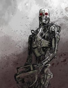 Terminator by T-RexJones on deviantART