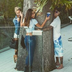 New gram from Justin// Tree huggers by justinbieber