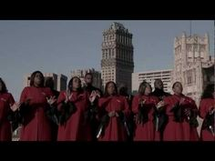 "Video: ""Selected of God Choir - Lose Yourself (Official Music Video)"". It you haven't seen the Superbowl 2010 Eminem commercial for Chrysler, then crawl out from under your rock and prepare to have your hair blown back by the power of his ""back up"" choir and the inspiring scenes of local people doing their thing."