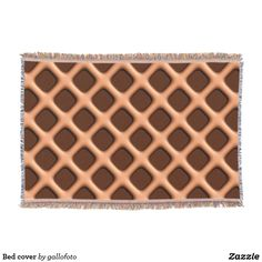 Wrap up with a Rug blanket from Zazzle! Discover your cozy blanket today! Leather Pattern, Photo Memories, Bed Covers, Three Dimensional, Are You The One, Animal Print Rug, Cocoa, Objects, Blanket